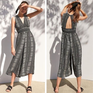 NWOT Urban Outfitters Ecote flowy jumpsuit